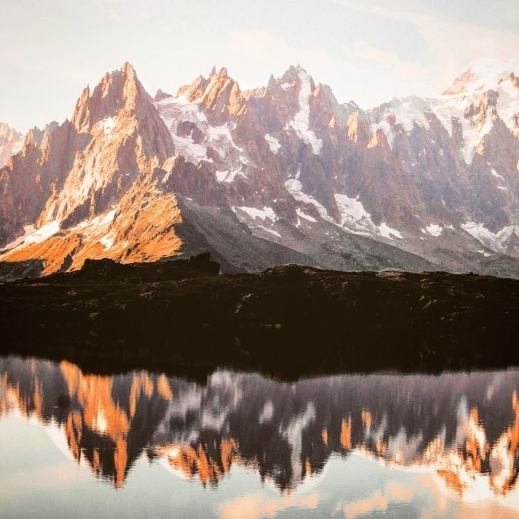 Sunrise hike French Alps - fotografie - jeyhag | ello