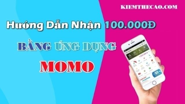 Momo kiếm tiền là ứng dụng than - kiemthecao | ello