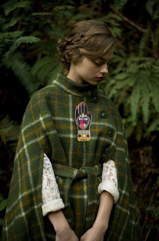 Haute couture brooch - mouchkine-jewelry | ello