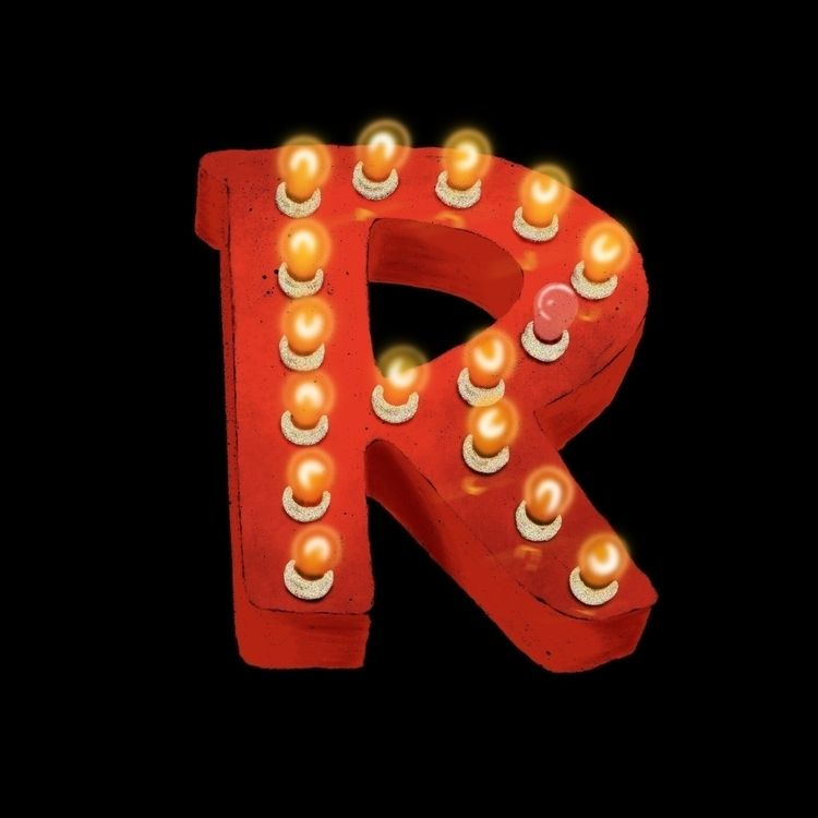 resilience, design, type, lettering - rodzarain | ello