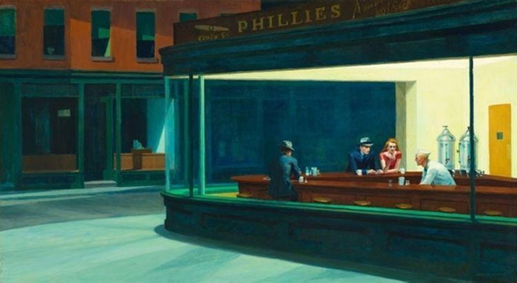 Edward Hopper York 1882 1967 Ni - andrezomerwandeling | ello