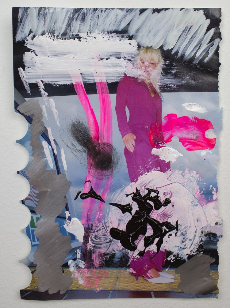 sem título, 2020 - art, abstract - lauragrubba   ello