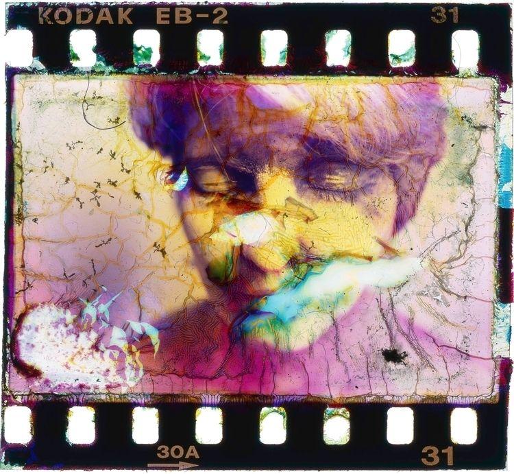 Words - film#alteredphotography#portrait#colors#beauty@ello@ellophotography@elloportrait - studiophotophoremtl | ello