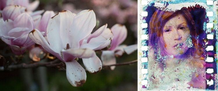 Daphné, el verano - color#pink#portrait - studiophotophoremtl | ello
