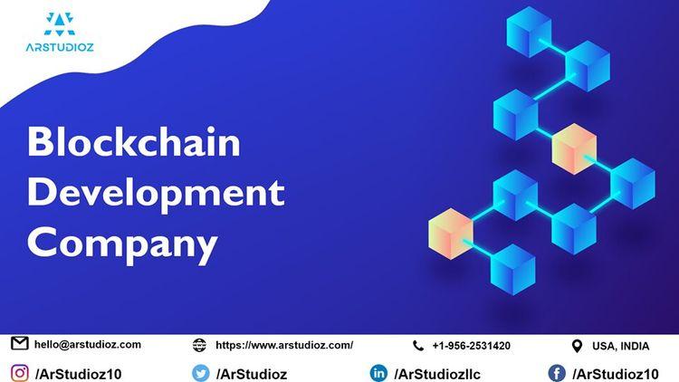 Blockchain Development Company  - arstudio123 | ello