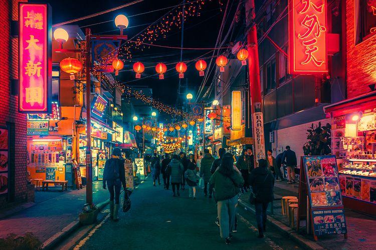 World , 2020, Tokyo Japan. phot - anthonypresley | ello