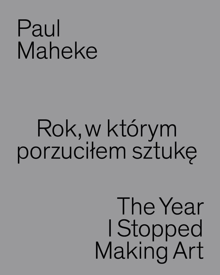 Paul Maheke Rok, którym porzuci - msnhomeoffice | ello