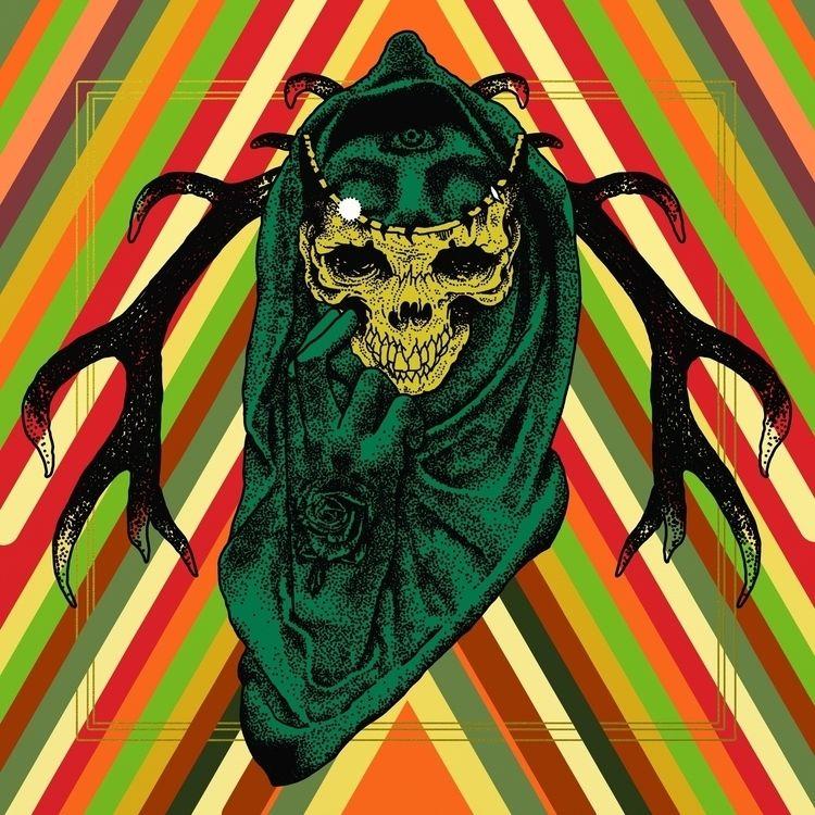 Wear Mask (2020) Collab Richey  - ataraxiaa | ello