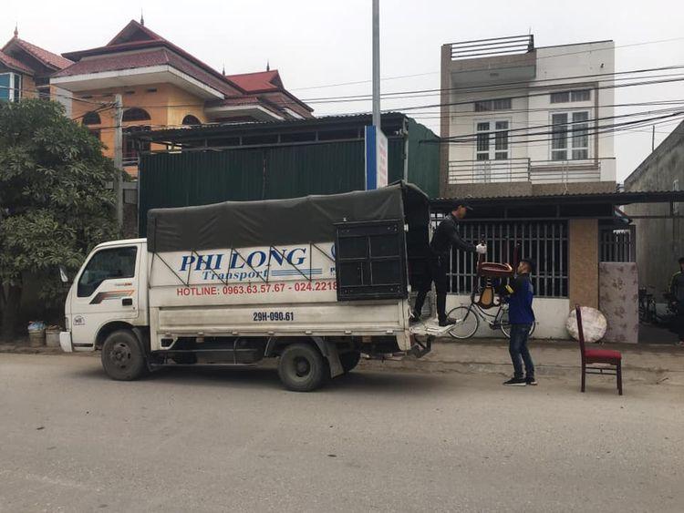 Cho thuê xe tải nhỏ chở hàn - taxitaiphilong   ello
