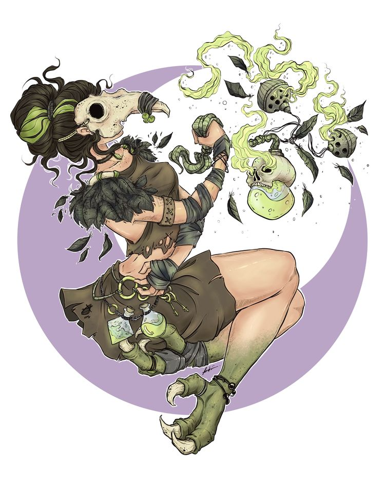 Fantasy Plague Doctor harpy fem - moondustowl | ello