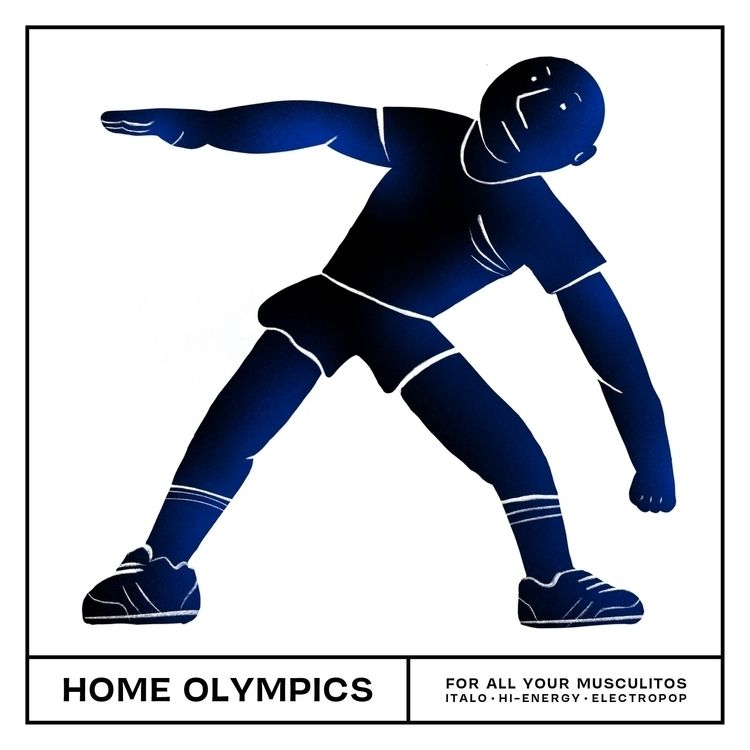 Home Olympics, playlist domesti - marcribera | ello