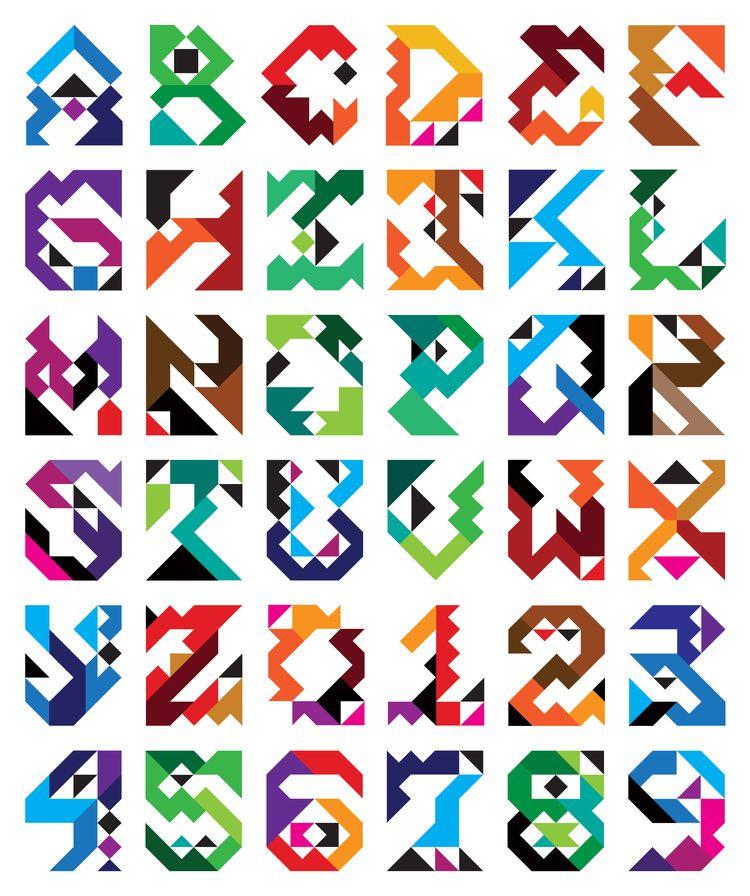 Alphafont 2010. >&gt - mwm_graphics | ello