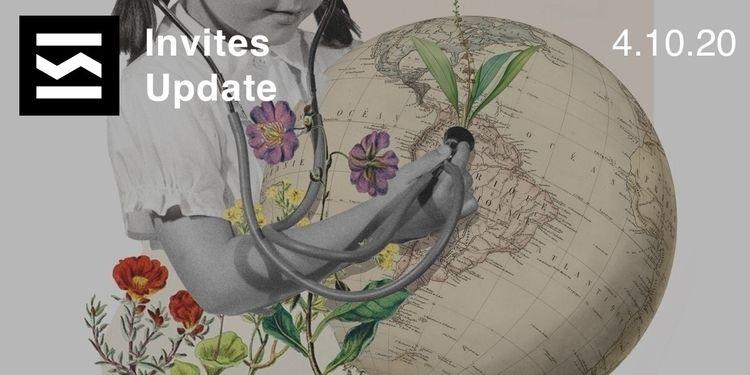 Invites Update 4/10/2020 Happy  - elloblog | ello