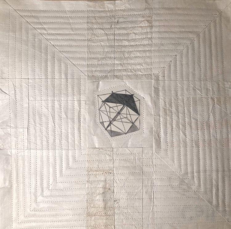 Quarantine quilt Machine stitch - tacitgroove69   ello