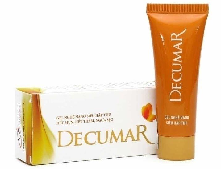 Decumar là một kem trị mụn có t - buocdieuky | ello