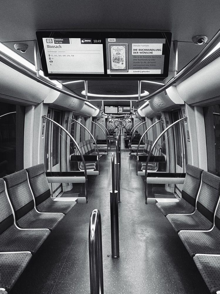 Subway ride times corona covid  - christofkessemeier | ello