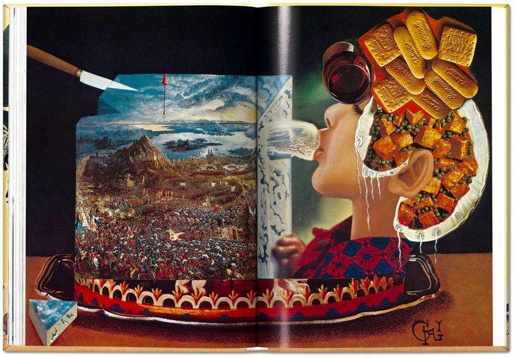 Cook Salvador Dalí quarantine c - bonniegrrl   ello