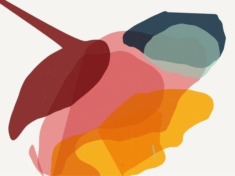 .128.// Snail Whale Part Volume - abstractmemento | ello