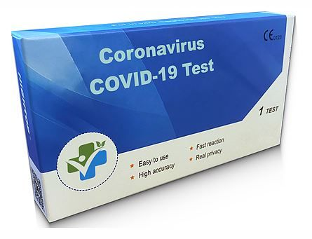 Coronavirus COVID-19 Testing Ki - coronavirustesting   ello