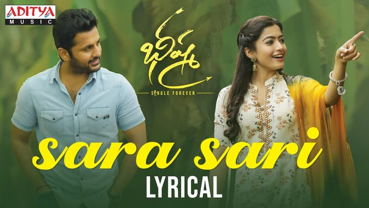 check lyrics song Telugu movie  - rachanadas | ello