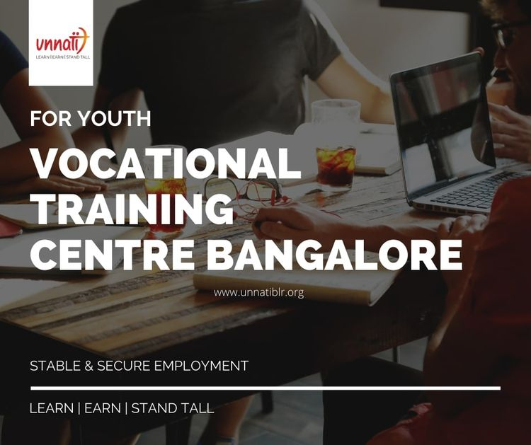 Vocation Training Program focus - unnati | ello
