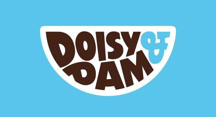 Doisy Dam logo - type, lettering - robclarketype | ello