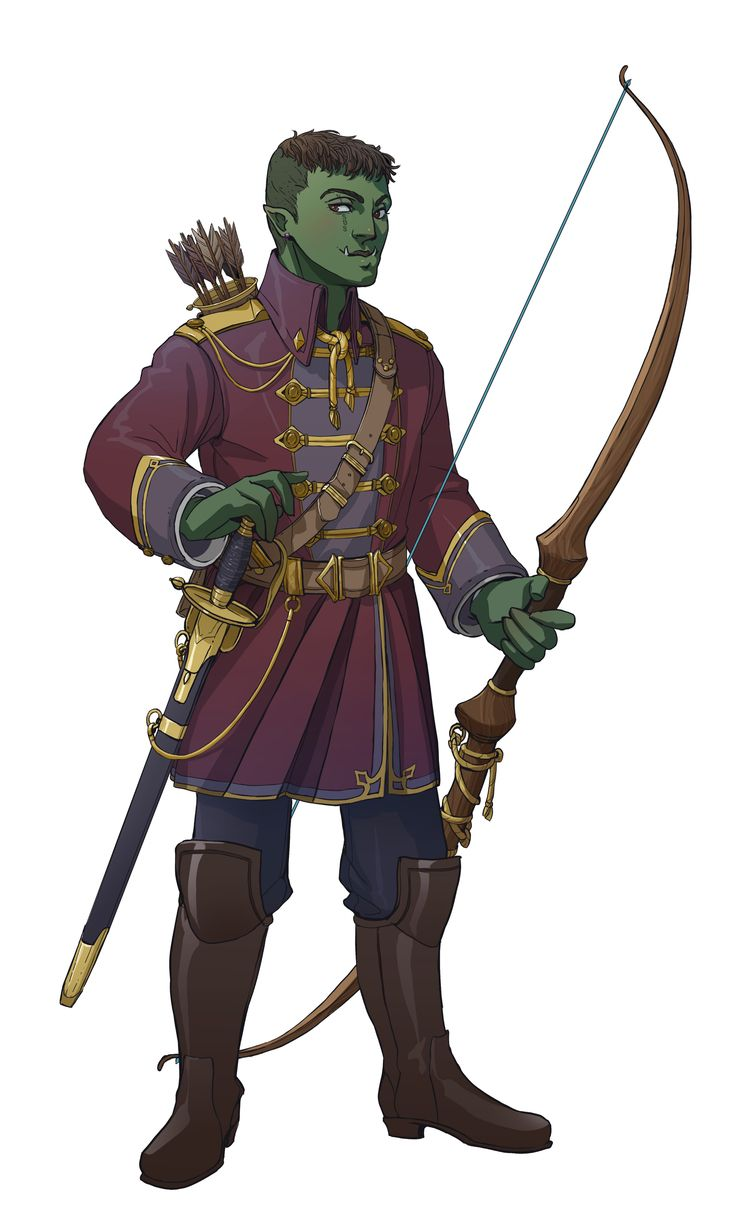 DnD character commission arcane - kimstramat | ello