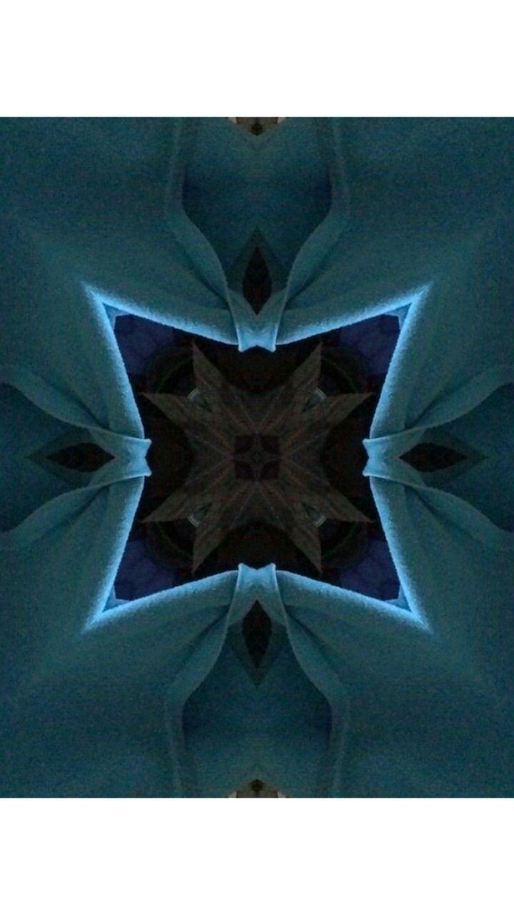Neon blue square light v2 Apps - mikefl99 | ello