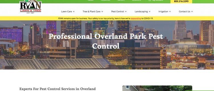 Visit pest control service Over - customlawn | ello