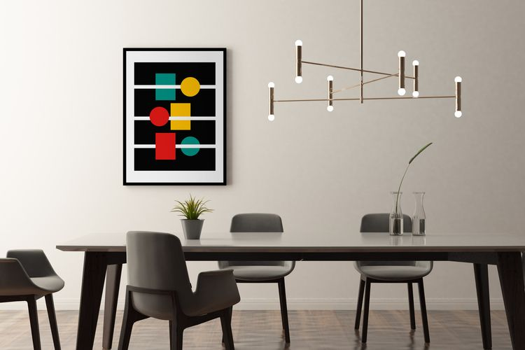 Minimalist Abstract Art S6 shop - signorino | ello