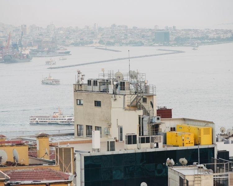 View Room, Istanbul (TR), 2018  - sarperbey | ello