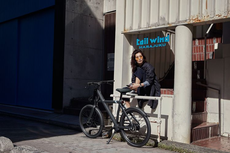 Amsterdam-based brand VanMoof r - weareellectric | ello