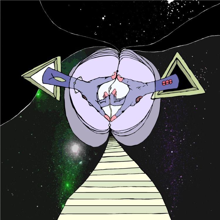 Middle Path - illustration, mystical - mana_burn | ello