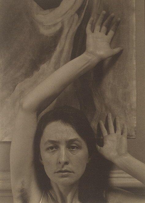 Georgia Alfred Stieglitz, 1918 - geeksusie | ello