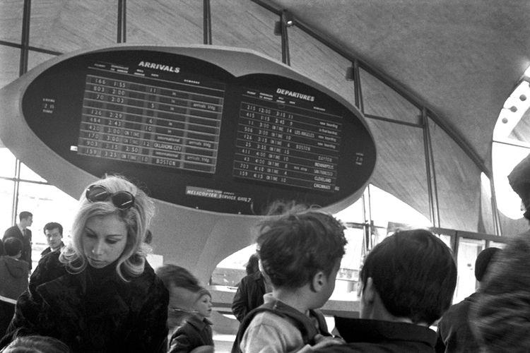 York City January 1969 TWA Term - nickdewolfphotoarchive | ello