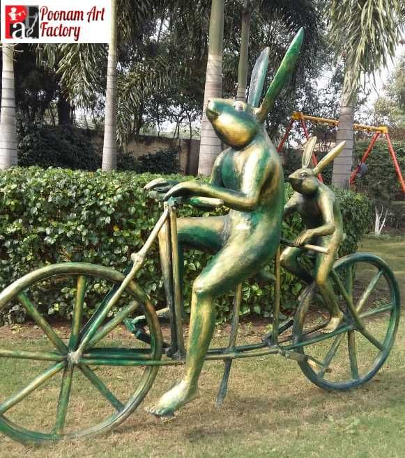 Shop Garden Sculptures India sh - poonamartfactory   ello