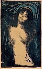 Art Edvard Munch Words Real shi - slegions | ello