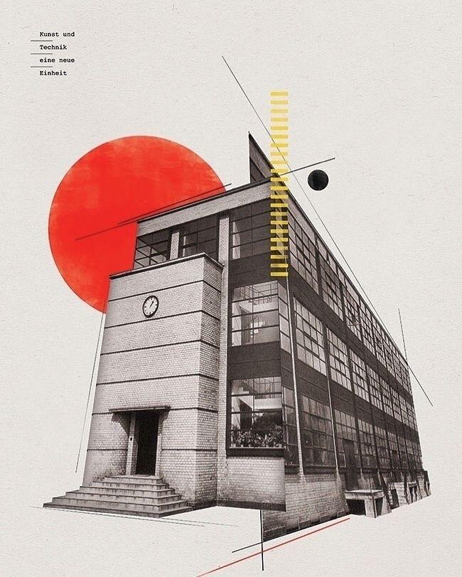 Fagus Factory Walter Gropius - bauhaus-movement | ello