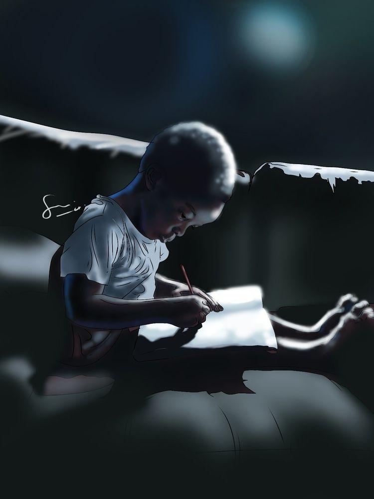 read moonlight - sunnyefemena | ello