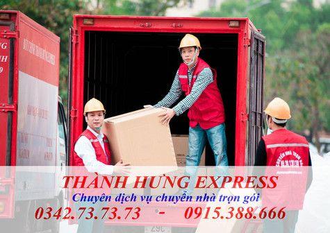 Chuyển nhà trọn gói - dịch vụ c - chuyennhatrongoithanhhung | ello