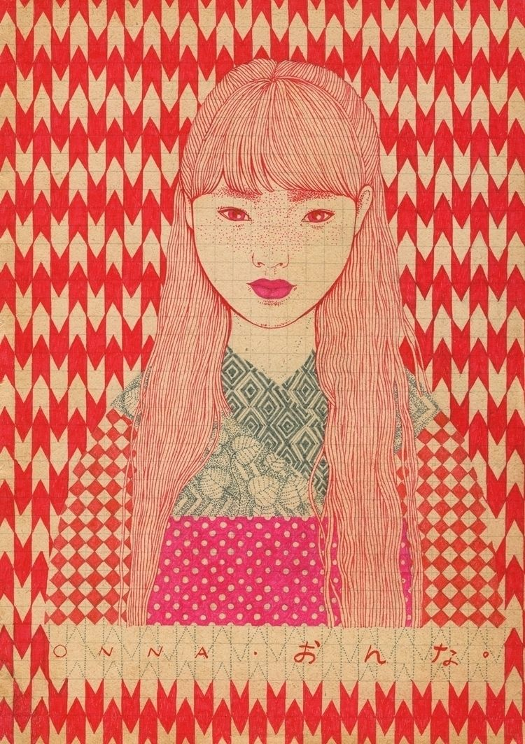 japaneseyouth_04.  - illustration - claudia_chelaru | ello
