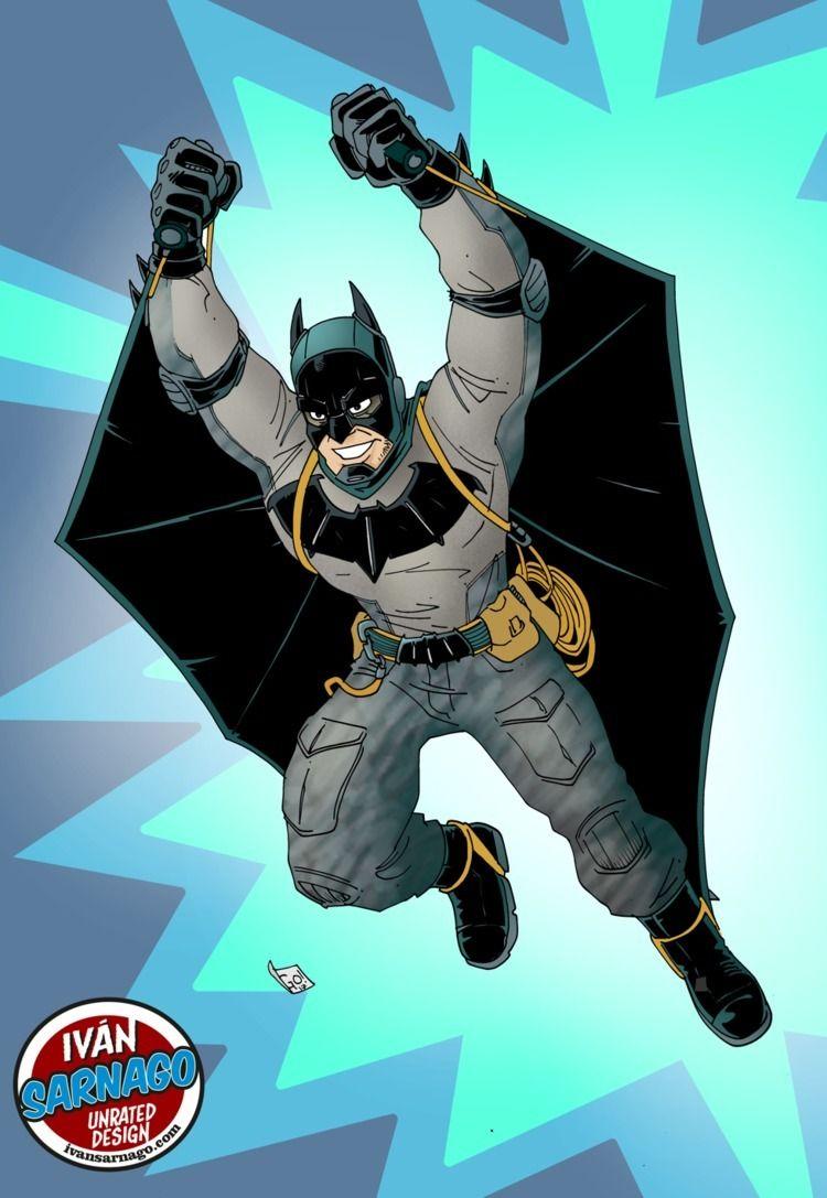 Batman /Street Justice/ Parkour - sarnago | ello
