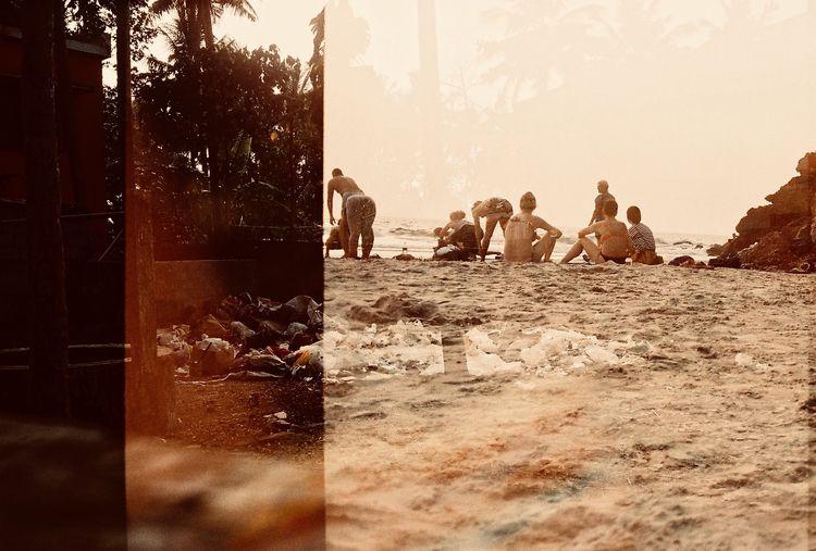 Film dead | double exposure - filmisnotdead - aywai | ello