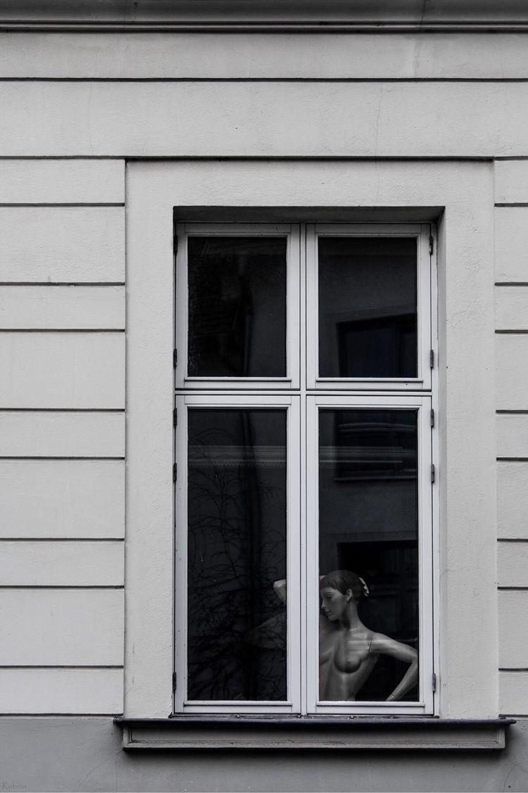 Rear Window - bw, bnw, blackwhite - imagesbyal   ello
