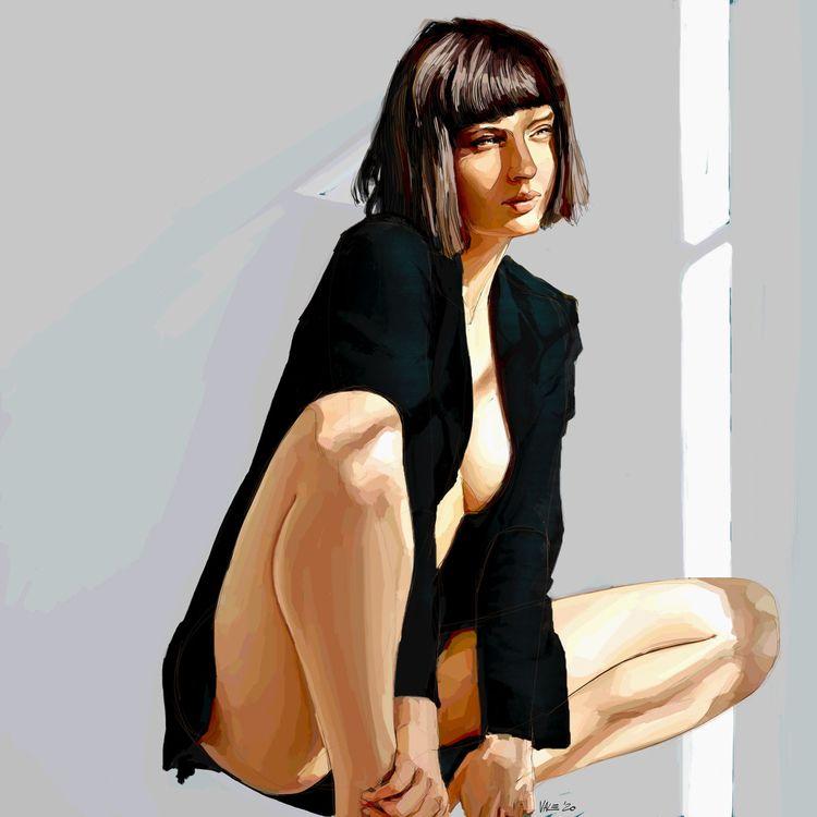 GIACCA / Ritratto di Alice Paga - itemlab_designstudio | ello
