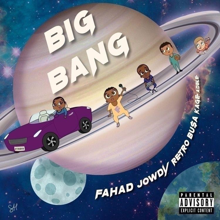 cover album 🪐Big Bang!🪐 Link at - fahadsbr | ello
