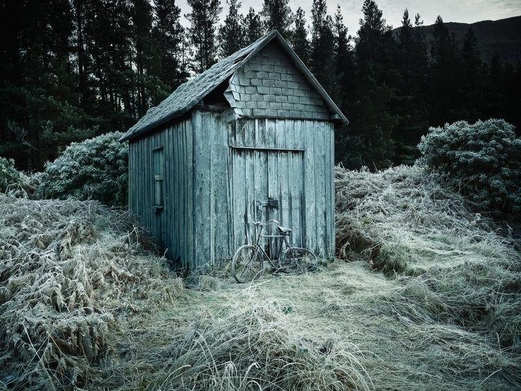 iconic sheds, infamous abandone - julian_calverley | ello
