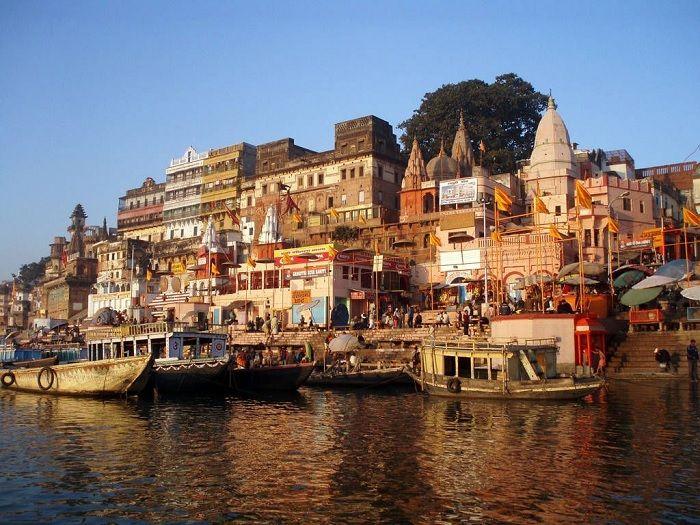 Varanasi city Ghats. planning v - alinajack | ello