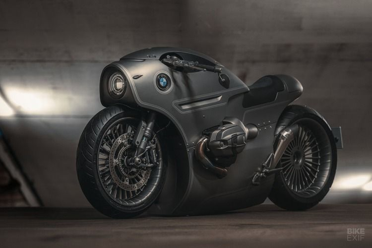 BMW NineT Zillers Garage - motorcycles - red_wolf | ello