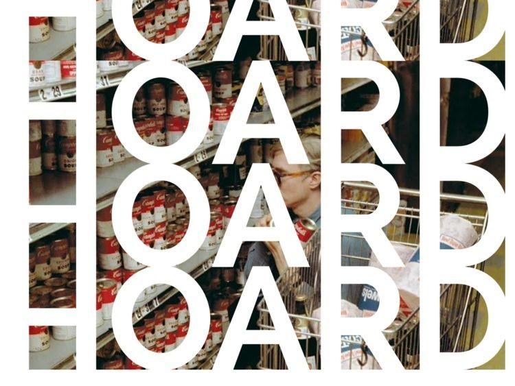 HOARD  - hoard, popart, illustration - krtsjb | ello
